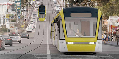 Emerging Technologies for Rapid Transit Image